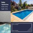 2812 Rubin Compact Ceramic IG Pool Package Tenerife Grey