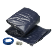 2146 Poolcover Winter with Wirelock 9.15 x 4.70 m