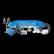 2792 Stål pool - Inground Poolpaket 5,0 x 3,0  x 1,20 m - 12.360 liter
