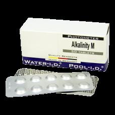 5058 Pool Lab Refill Alkalinity-M, 50 tabletter