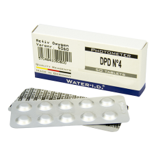 5060 Pool Lab Refill DPD No. 4, 50 tabletter